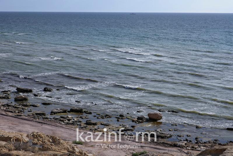Минэкологии РК: Колебания уровня Каспийского моря - естественный процесс