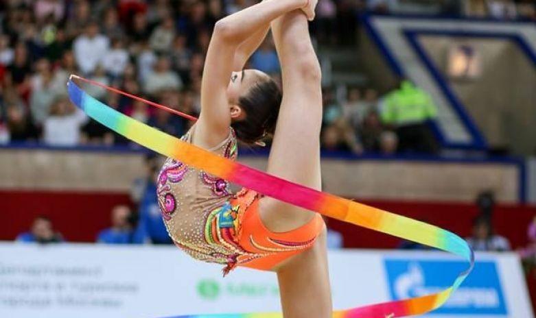 Алина Әділханова көркем гимнастикадан Азия чемпионатында екі күміс жүлде алды