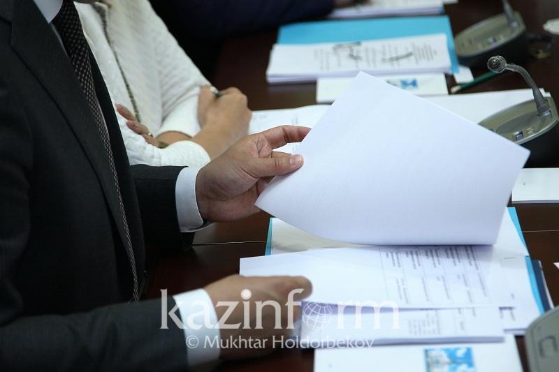 Ерұлан Жамаубаев квазимемлекеттік сектордың тиімсіз субъектілеріне қатысты пікір білдірді