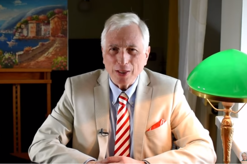 Ресейлік журналист Леонид Млечин Қасым-Жомарт Тоқаев туралы авторлық хабарын ұсынды