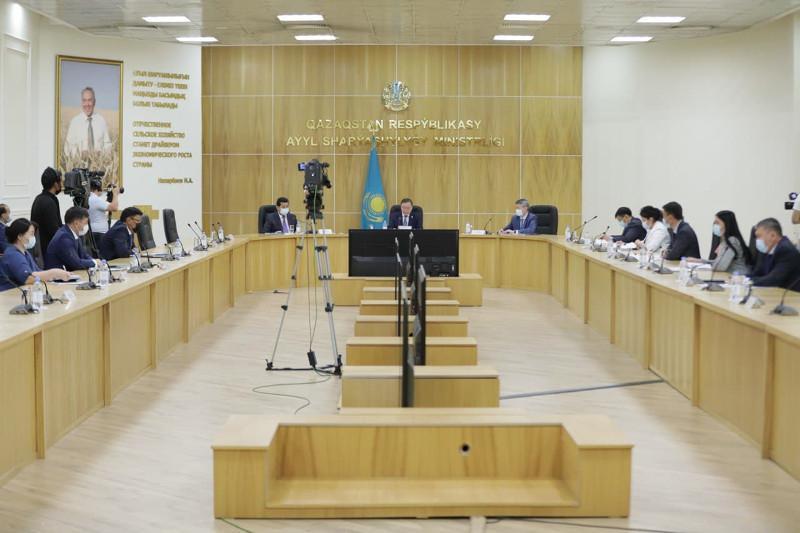 О новом механизме гарантирования кредитов БВУ в сфере АПК рассказал Сапархан Омаров