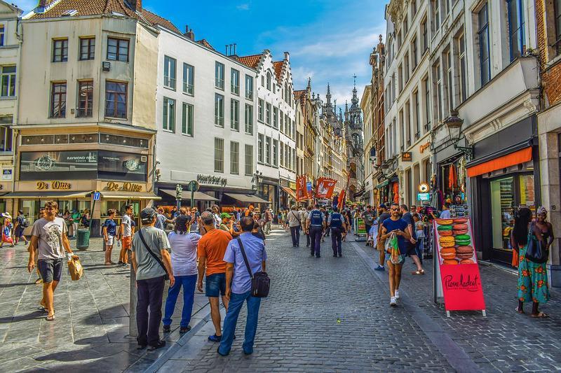 В Бельгии постепенно снимают ограничения карантина