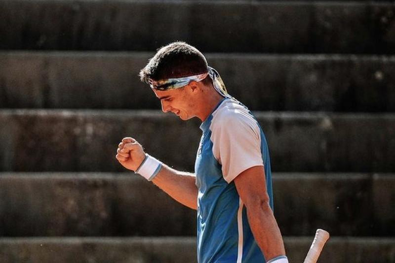 Теннис: Тимофей Скатов Алматы турнирінің ширек финалына шықты