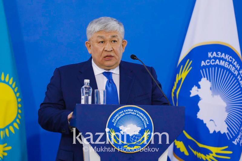 Роль АНК для руководства страны отметил госсекретарь РК