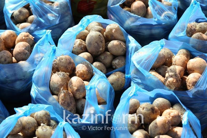 Картоп бағасы неге қымбат – Сапархан Омаров түсіндірді