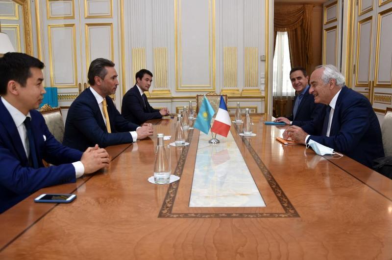 Казахстан и Франция: новый этап стратегического партнерства