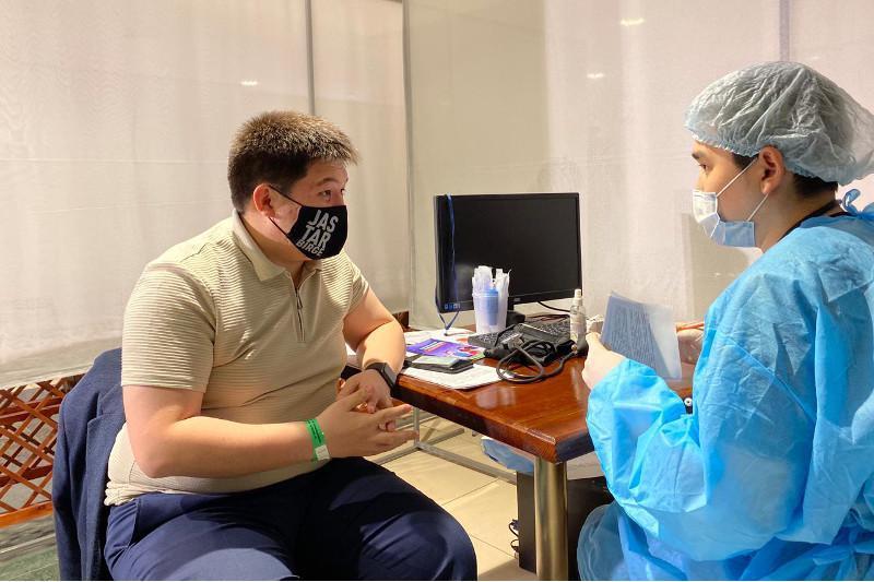 Нұрсұлтан Бекқайров: Вакциналау – коронавирусты жеңудің жалғыз жолы