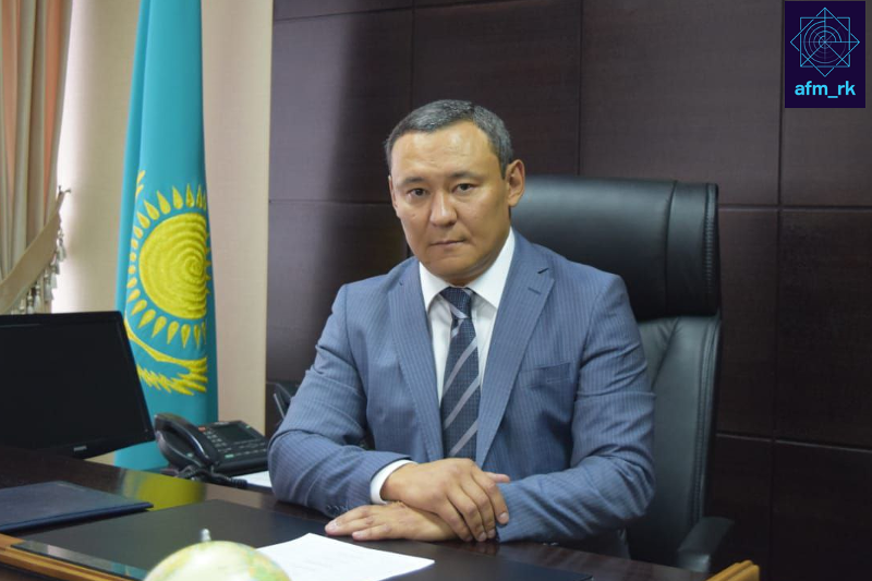Назначен руководитель департамента экономических расследований по городу Алматы
