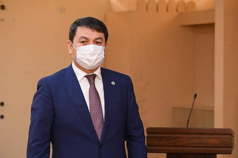 Түркістанға жаңа әкім тағайындалды