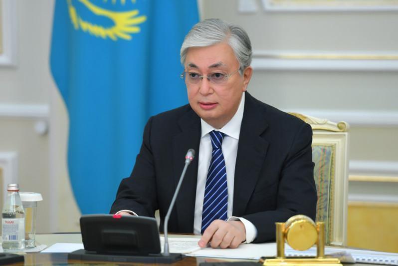Казахстан предпринимает активные шаги по достижению углеродной нейтральности - Касым-Жомарт Токаев