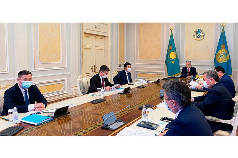 Прогноз экономического роста страны озвучил Касым-Жомарт Токаев