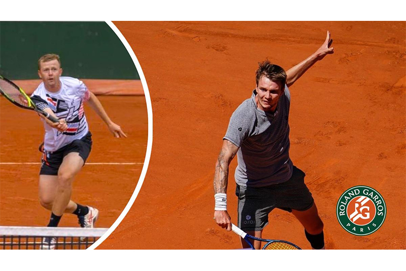 Kazakhstani duo reaches French Open doubles final