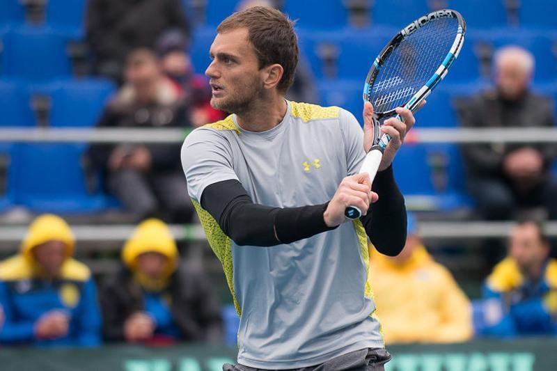 Теннис: Недовесов жұптық сында Братислава турнирінің жартылай финалына шықты