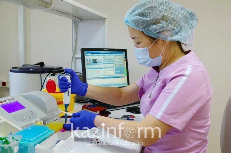 1120 заболевших коронавирусом выявлено в Казахстане