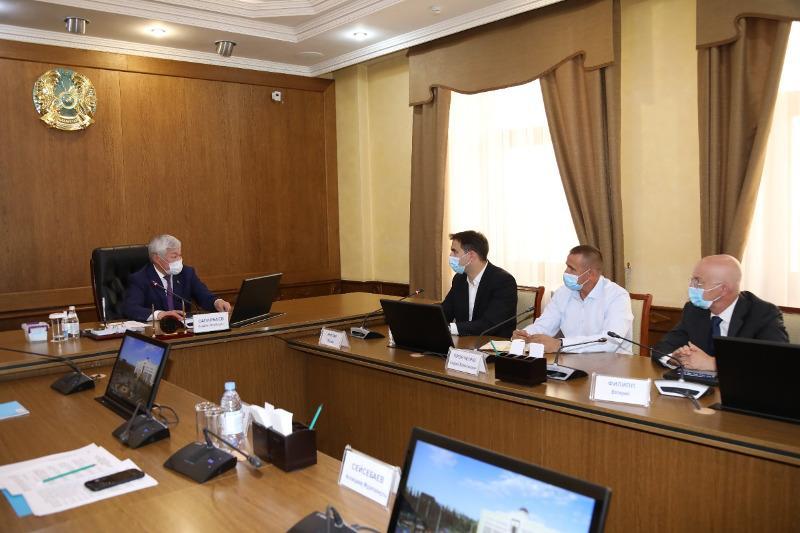 Новые рабочие места появятся на предприятии «Жамбылгипс», возобновляющем производство гипсокартона