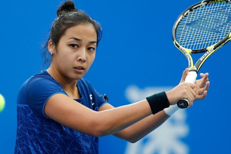 Kazakhstan's Zarina Diyas out of Viking Open Nottingham