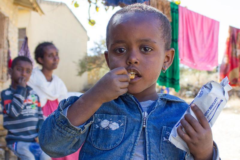 Эфиопия мисли кўрилмаган очарчилик таҳдидига дуч келмоқда - БМТ