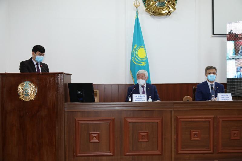 Необходимо вернуть неиспользуемые земли государству - Бердибек Сапарбаев