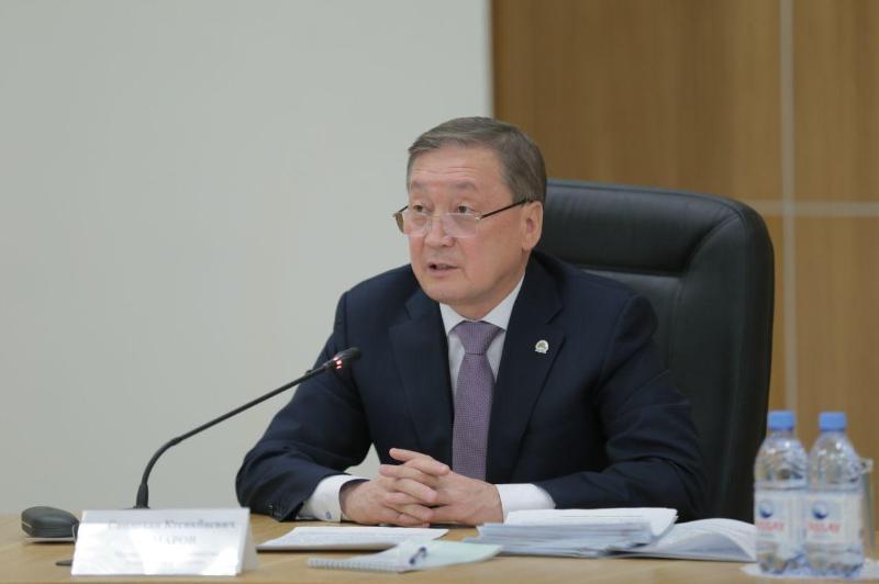 О новой системе добровольного страхования в АПК рассказал Сапархан Омаров