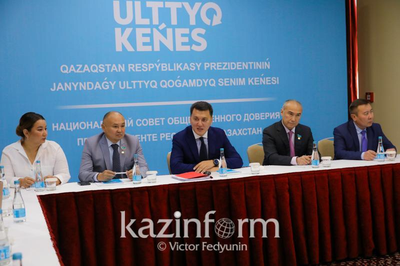 10 laws adopted as part of ambitious political reforms – Yerlan Karin
