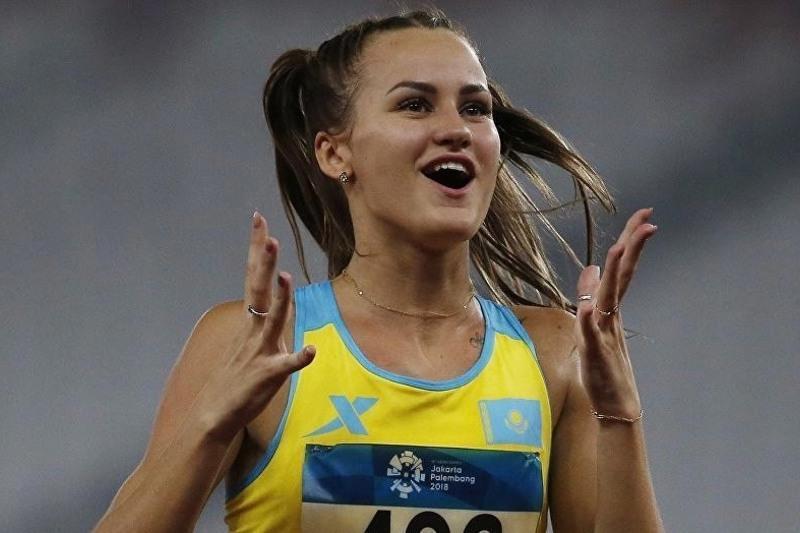 哈萨克斯坦田径队又获3个奥运参赛资格