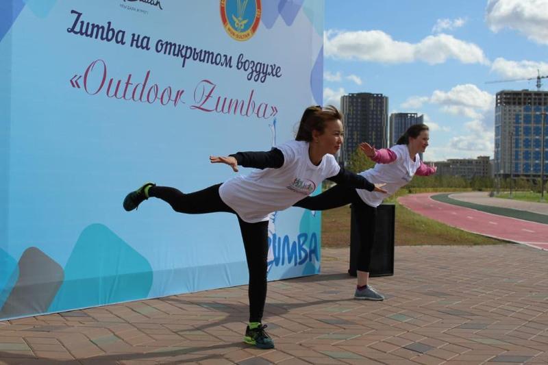 Бесплатные занятия по йоге и фитнесу будут проводить в Нур-Султане