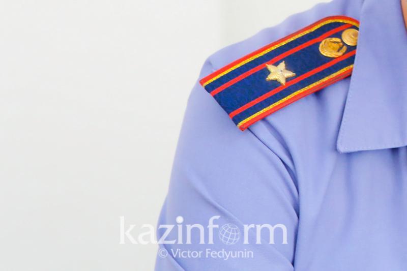 Казахстанских полицейских переоденут в новую форму