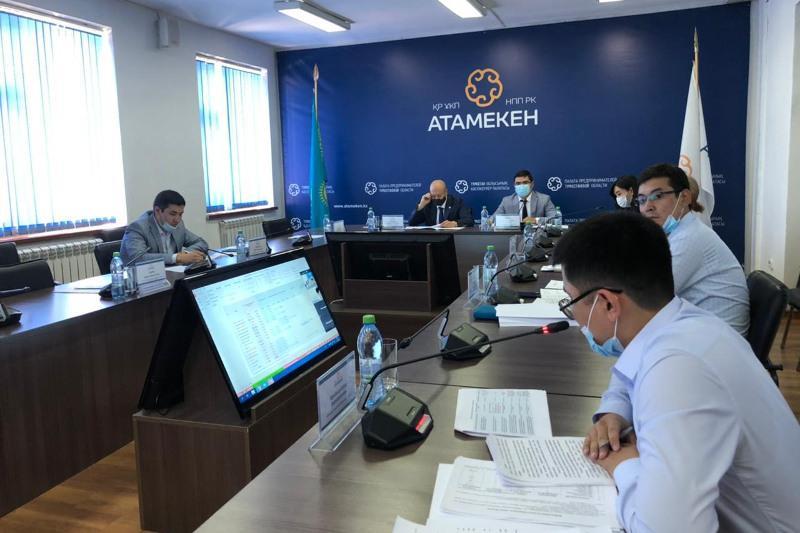 Актуальные вопросы бизнеса рассмотрели в Туркестанской области