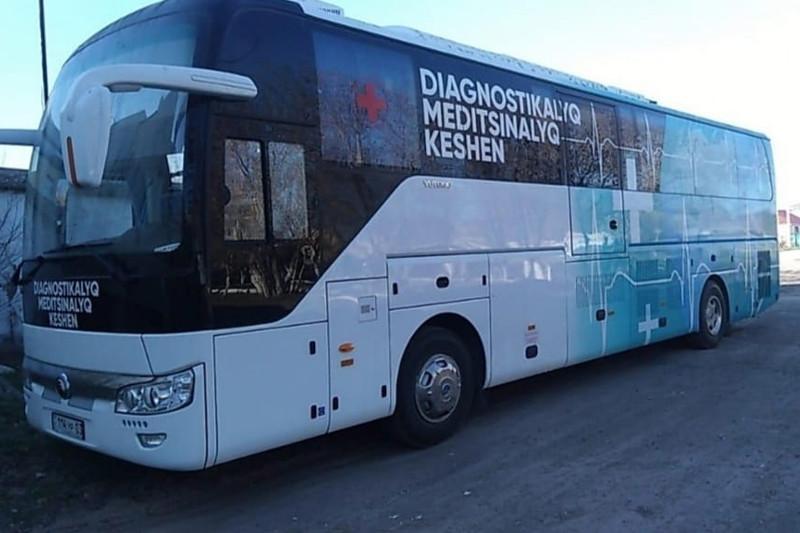 Вакцинация в районах Акмолинской области набирает обороты