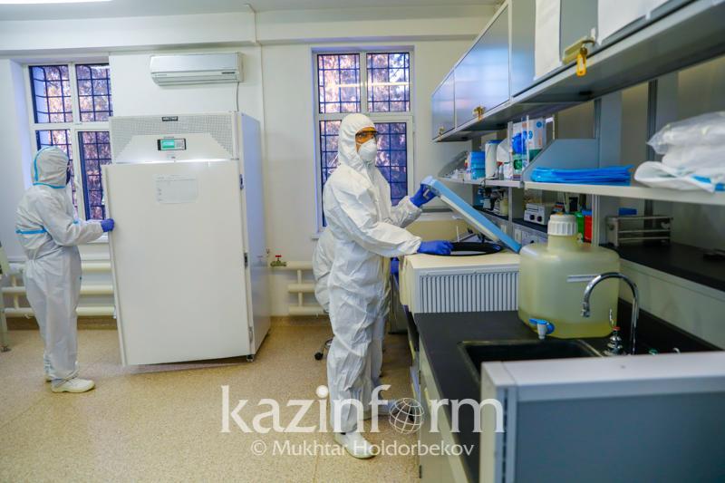 О строительстве завода в Жамбылской области по производству вакцины рассказал глава МОН РК