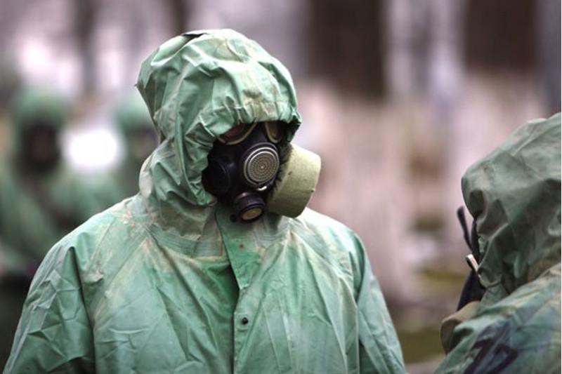Контейнер с неизвестным веществом обнаружили в Уральске