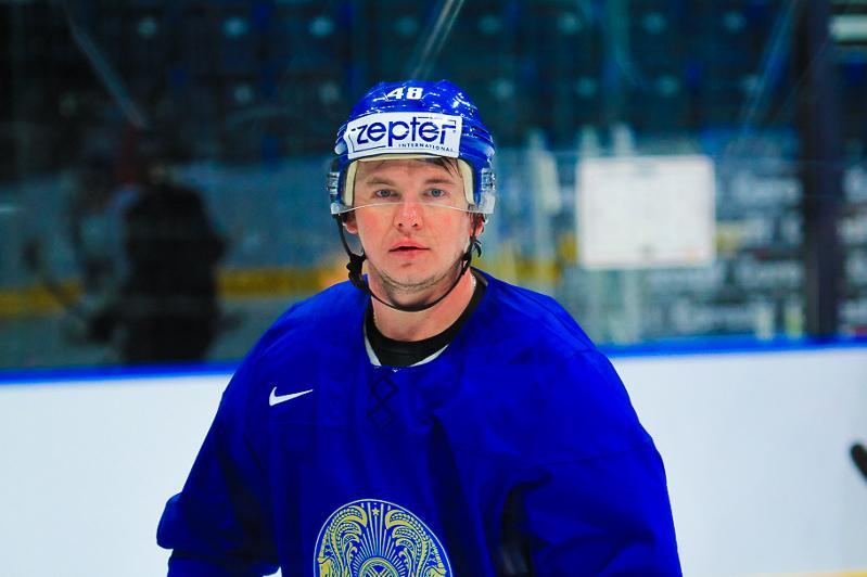 Казахстанский хоккеист попал в список самых результативных игроков на ЧМ-2021
