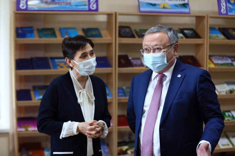 Tamara Dúısenova aqtóbelikterge «e-Ótinish» aqparat júıesiniń artyqshylyǵyn túsindirdi