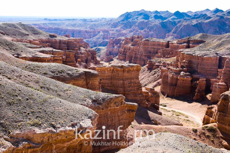 Туристы попали в беду в Чарынском каньоне и просили помощи через соцсети
