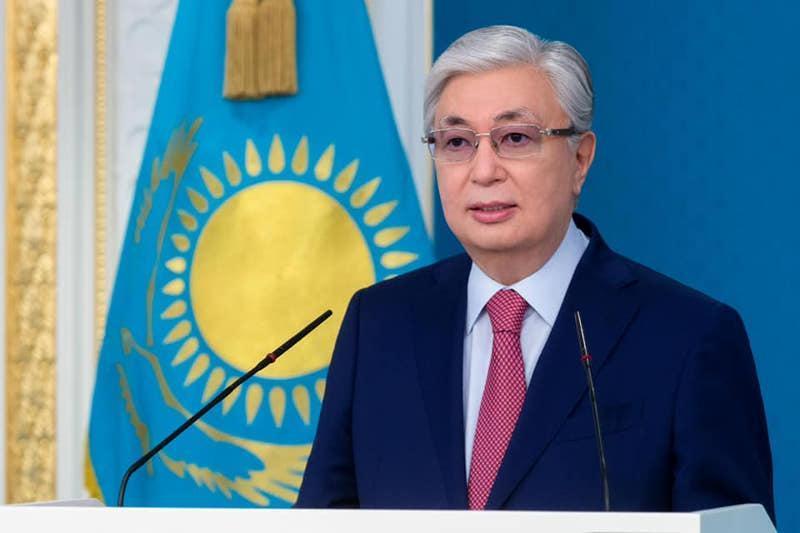 Касым-Жомарт Токаев отметил большой потенциал казахстанской молодежи