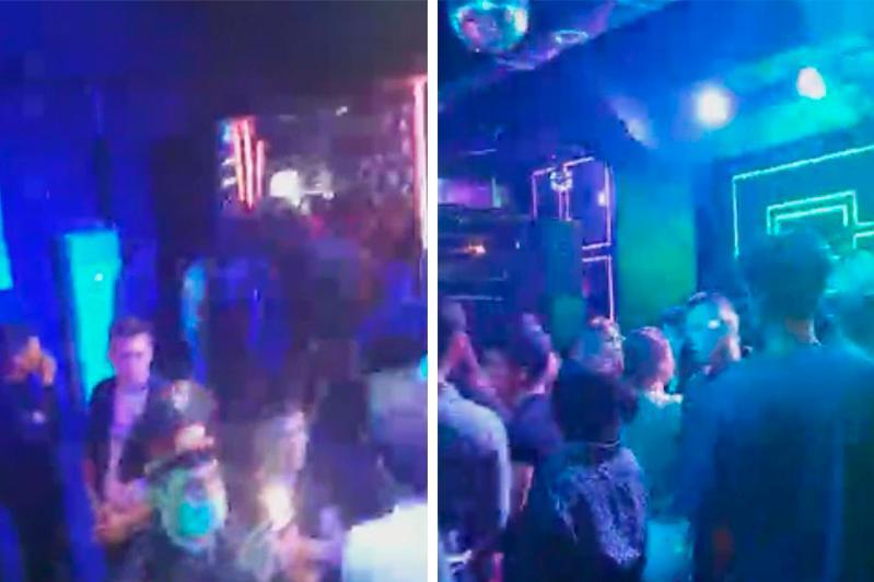 Более 600 любителей веселья выявили за одну ночь в Нур-Султане