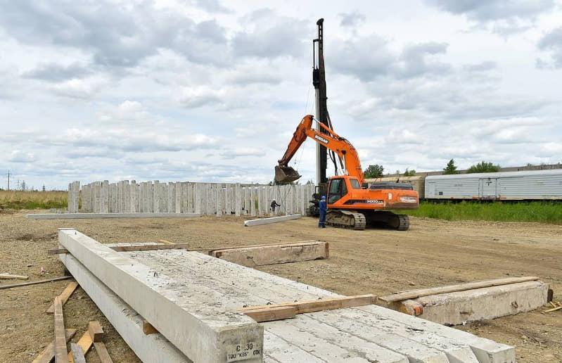 Маслоэкстракционный завод стоимостью 15 млрд тенге строят в СКО