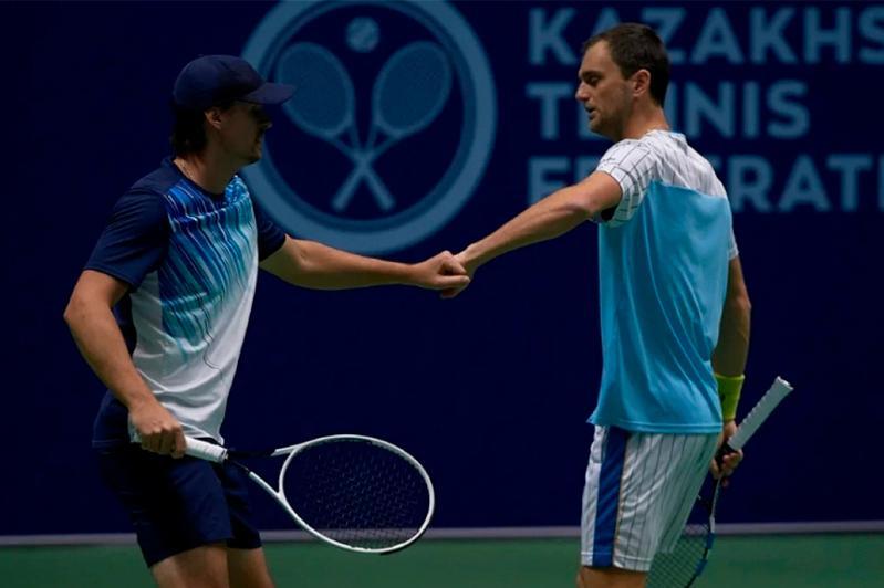 Александр Недовесов вышел в финал парного разряда турнира в Словакии
