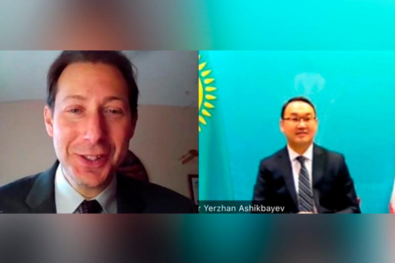 Сотрудничество Казахстана и США в области прав человека и религиозной свободы обсудили в Вашингтоне