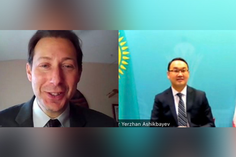 Enhancing Kazakh-U.S. cooperation on human rights, religious freedom discussed in Washington