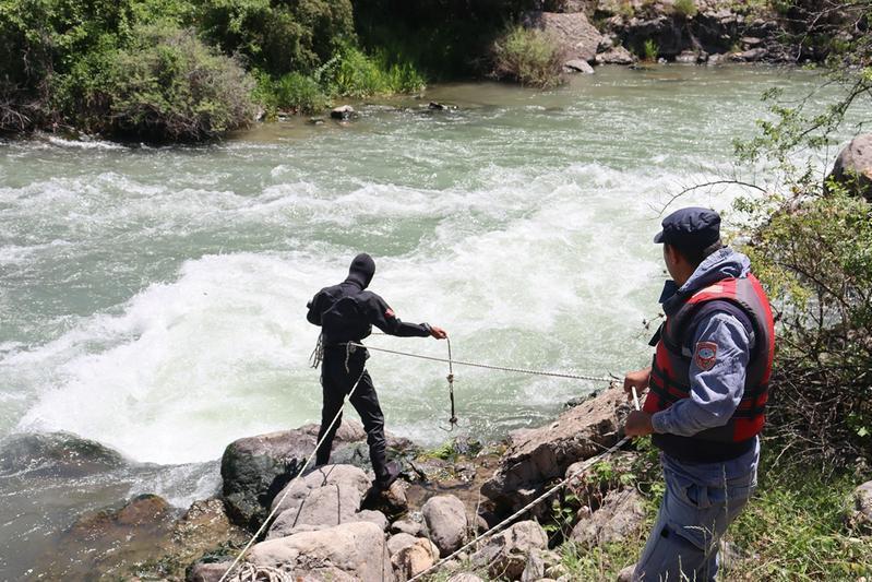 Түркістан облысында жоғалған 7 туристің екеуі әлі табылмай жатыр