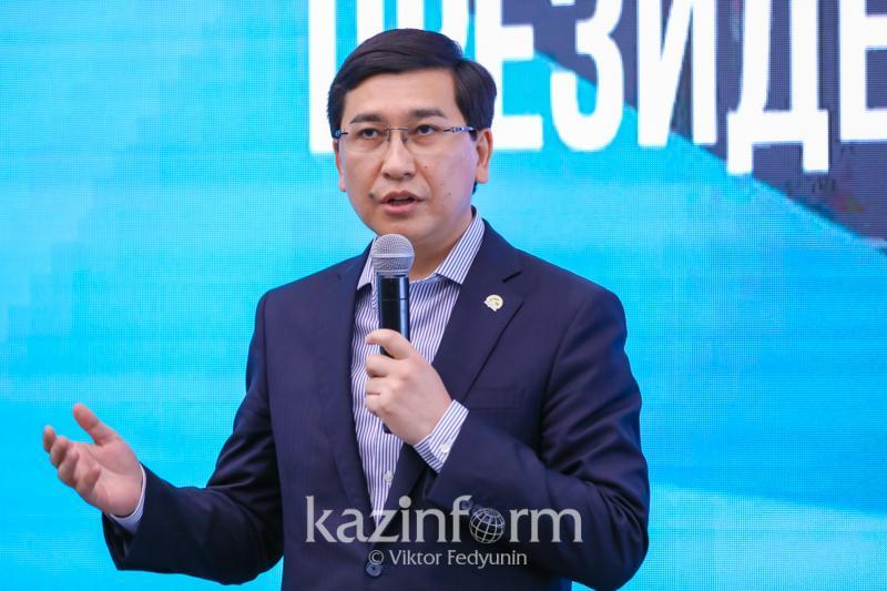 Асхат Аймагамбетов рассказал о вкладе членов кадрового резерва в работу Минобразования