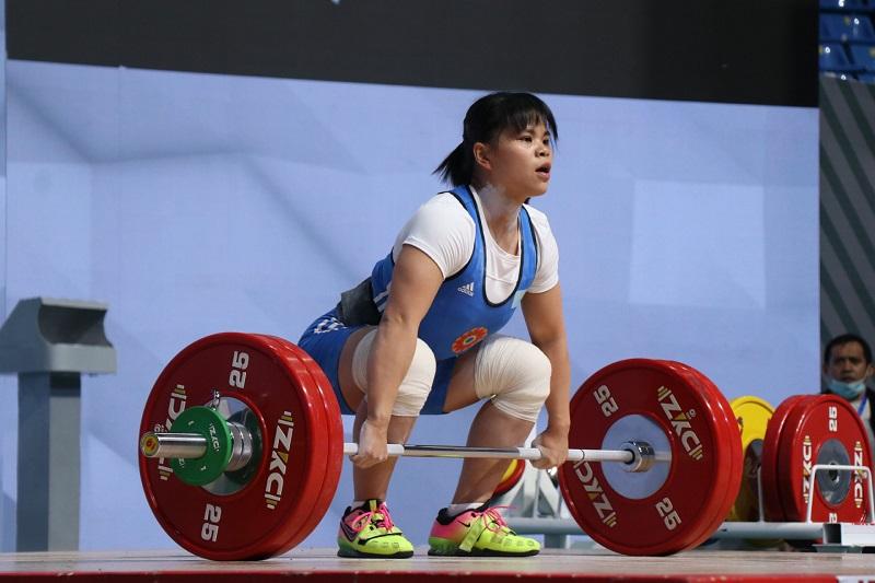 Ауыр атлетика: Зульфия Чиншанло Олимпиада жолдамасын еншіледі
