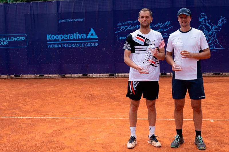 Қазақстандық теннисші Братислава турнирінің чемпионы атанды
