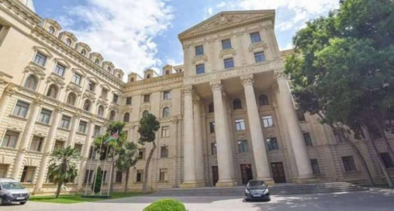 Армения предоставила Азербайджану карты с информацией о минах в Агдамском районе