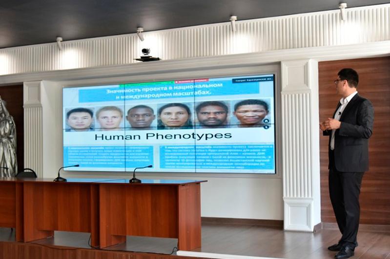 Внешний облик преступника по образцам ДНК будут определять казахстанские криминалисты