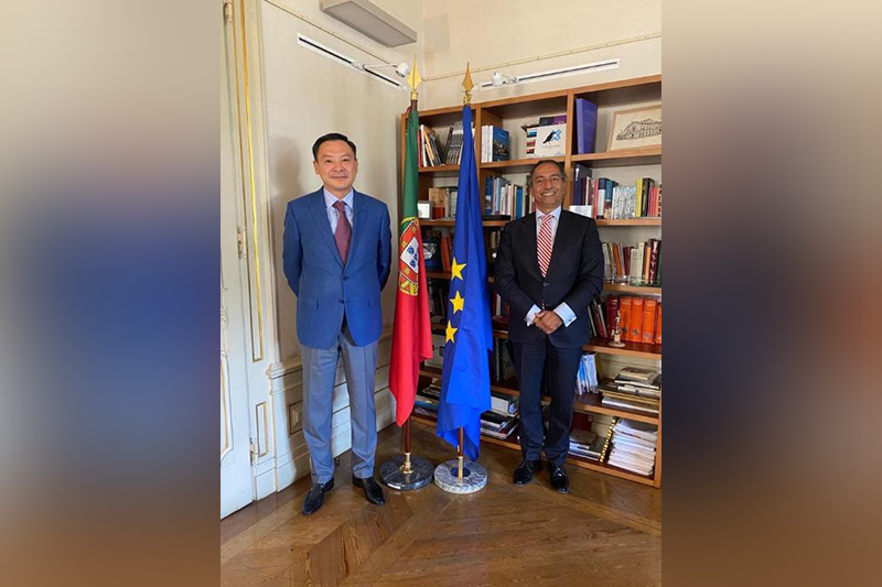 Kazakhstan, Portugal intend to expand cultural and humanitarian cooperation