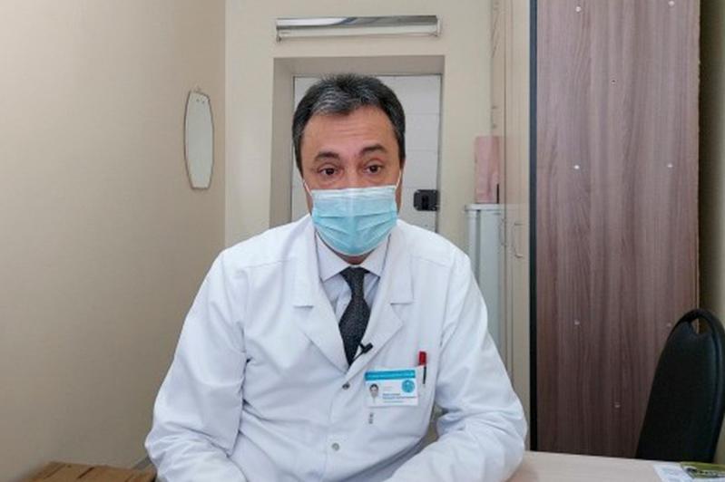 Нельзя быть эгоистом в вопросе вакцинации - Макшарип Мартазанов