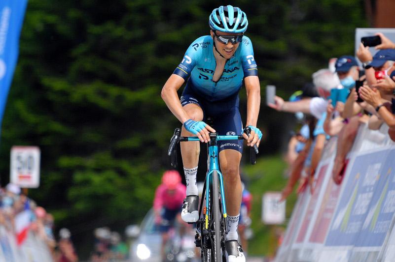 Astana's Rodriguez 3rdin queen stage of La Route d'Occitanie
