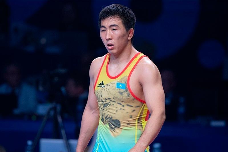Объявлен состав команды Казахстана по вольной борьбе на участие в Олимпиаде